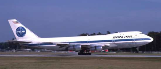"44-4 Dec. 2009 ""40th. Anniversary of First Pan Am B-747 TransAtlantic Flight"", Author & Historian Jim Trautman"