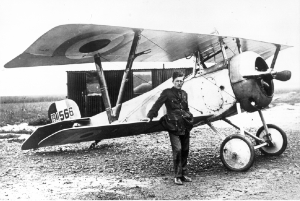 "47-4 Feb. 2013 ""Billy Bishop as a Squadron Comander: Success or Failure, Dr. Richard Goette"