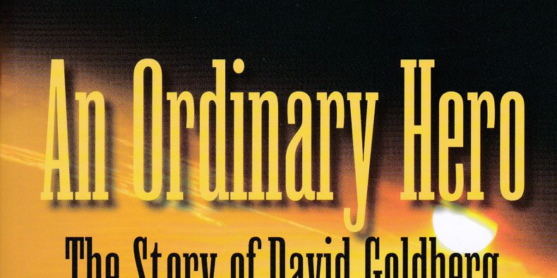 "49-4 Feb. 2015 ""An Ordinary Hero: The Story of David Goldberg WWII Canadian Spitfire Pilot"""